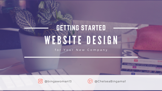 Website Design for Your New Company